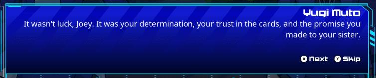 yugioh joey determination
